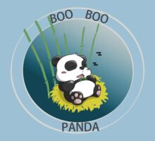 BOO BOO PANDA - No1 One Piece - Short Sleeve