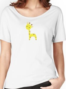 Giraffe Women's Relaxed Fit T-Shirt