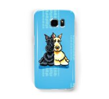 Two of a Kind Scotties Samsung Galaxy Case/Skin