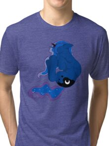 Sleeping Luna Tri-blend T-Shirt