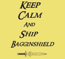 Keep calm and Ship Thilbo by Andesharnais
