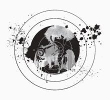 Cowboy Bebop - Gun Shot Target by MissDoobie