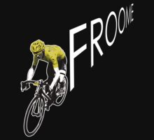 Chris Froome Tour de France 2013 Winner Sky Cycling One Piece - Long Sleeve