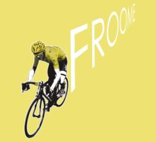 Chris Froome Tour de France 2013 Winner Sky Cycling Kids Clothes