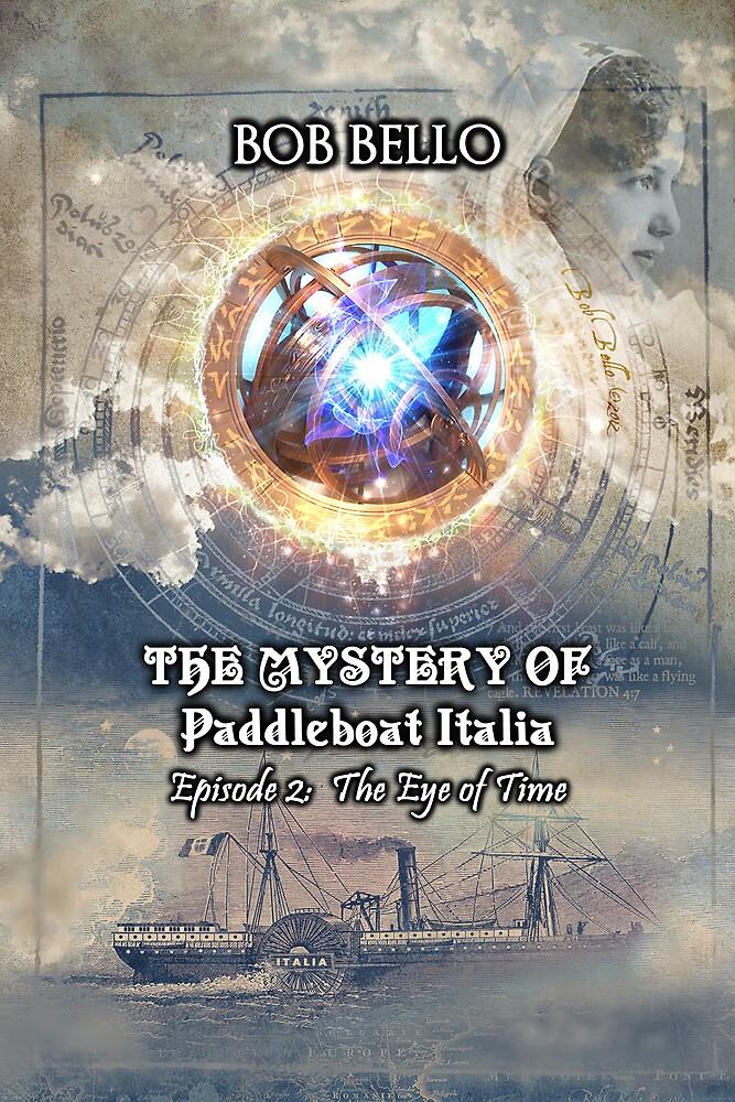 Paddleboat Italia 2 by Bob Bello