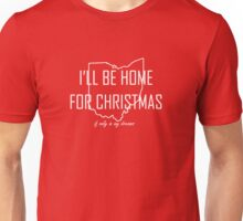 Home for Christmas (Ohio) Unisex T-Shirt