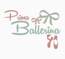 Prima Ballerina Kids Tee