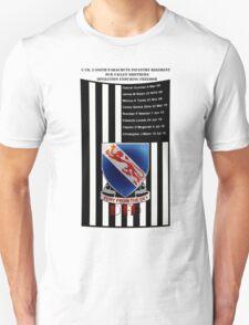 Memorial Tshirt 2 T-Shirt