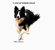 BORDER COLLIE TEESHIRT  -  ON REQUEST Mens V-Neck T-Shirt