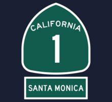 PCH - CA Highway 1 - Santa Monica Kids Clothes