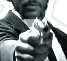 Samuel L Jackson in Pulp Fiction Sticker