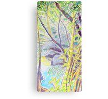Rainforest Delight Canvas Print