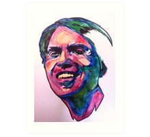 Carl Sagan Art Print