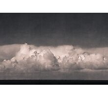 earth sky Photographic Print
