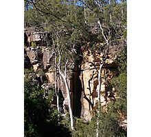 On the Way down into Cania Gorge! hinterland East coast Queensland, Australia. Photographic Print