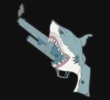 Blue Shark by Kimberly Wolfe