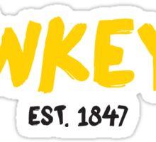 Hawkeyes - Est 1847 Sticker