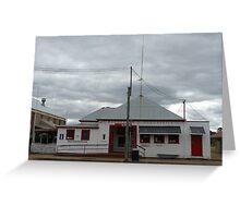 Post Office, Mendooran Greeting Card