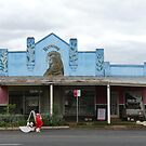 Blue Shop, Mendooran by Joan Wild