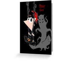 Phinny Gloom Greeting Card