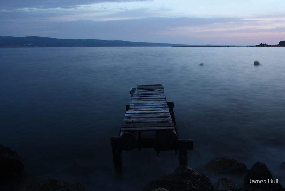 Twilight Sea by James Hennman