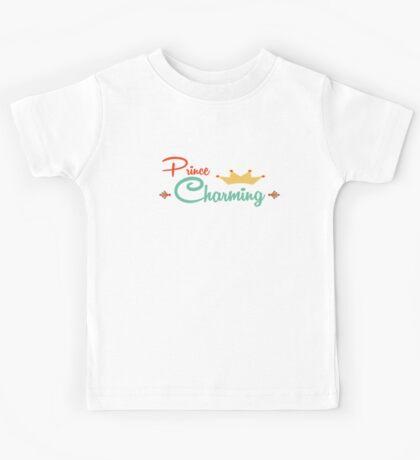 Prince Charming Kids Tee