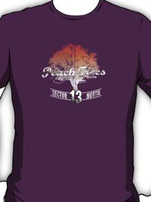 Peach Trees T-Shirt