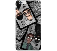 P/M Banner iPhone Case/Skin