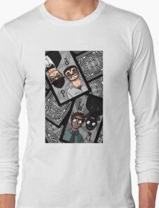 P/M Banner Long Sleeve T-Shirt