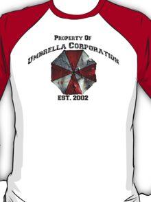 Property of Umbrella Corp T-Shirt