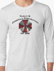 Property of Umbrella Corp Long Sleeve T-Shirt