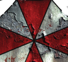 Property of Umbrella Corp Variant Sticker