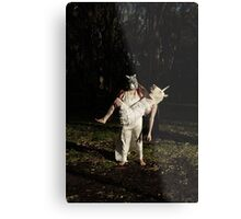 Carry me away Metal Print