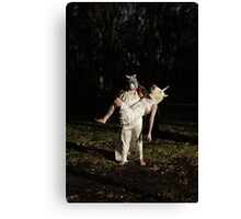 Carry me away Canvas Print