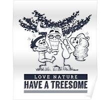 Treesome Poster