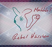 Rebel Häschen / Rebel Rabbit / Rebellis Lepusculus by Martin Rosenberger