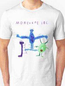 Monsters Inc. Grade Prep T-Shirt
