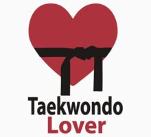 Taekwodo lover by VirtualMan