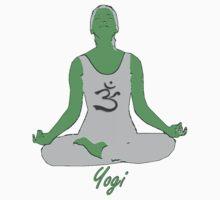 Yoga-Tshirt Baby Tee
