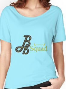 Banana Bus Squad  Women's Relaxed Fit T-Shirt
