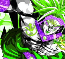 YUNG BROLY Sticker