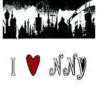 I Heart New New York by fennstars