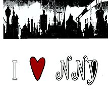 I Heart New New York by fennstars