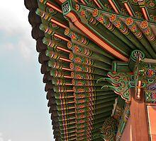 Changdeok Palace by zhao wei koh