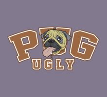 Pug Ugly Kids Clothes