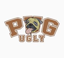Pug Ugly Kids Clothes
