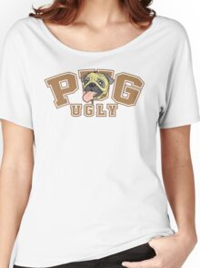 Pug Ugly Women's Relaxed Fit T-Shirt