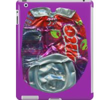 Crushed Vimto Tin iPad Case/Skin