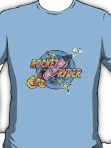 Rocket Ryder t shirt T-Shirt
