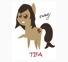 Tifa - BBBFF Version (FFVII & MLP) by FFSteF09